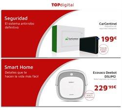 Ofertas de TOPdigital  en el folleto de Barcelona