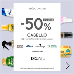 Ofertas de Druni  en el folleto de Madrid