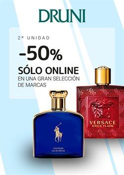 Ofertas de Perfumerías y belleza  en el folleto de Druni en Coslada