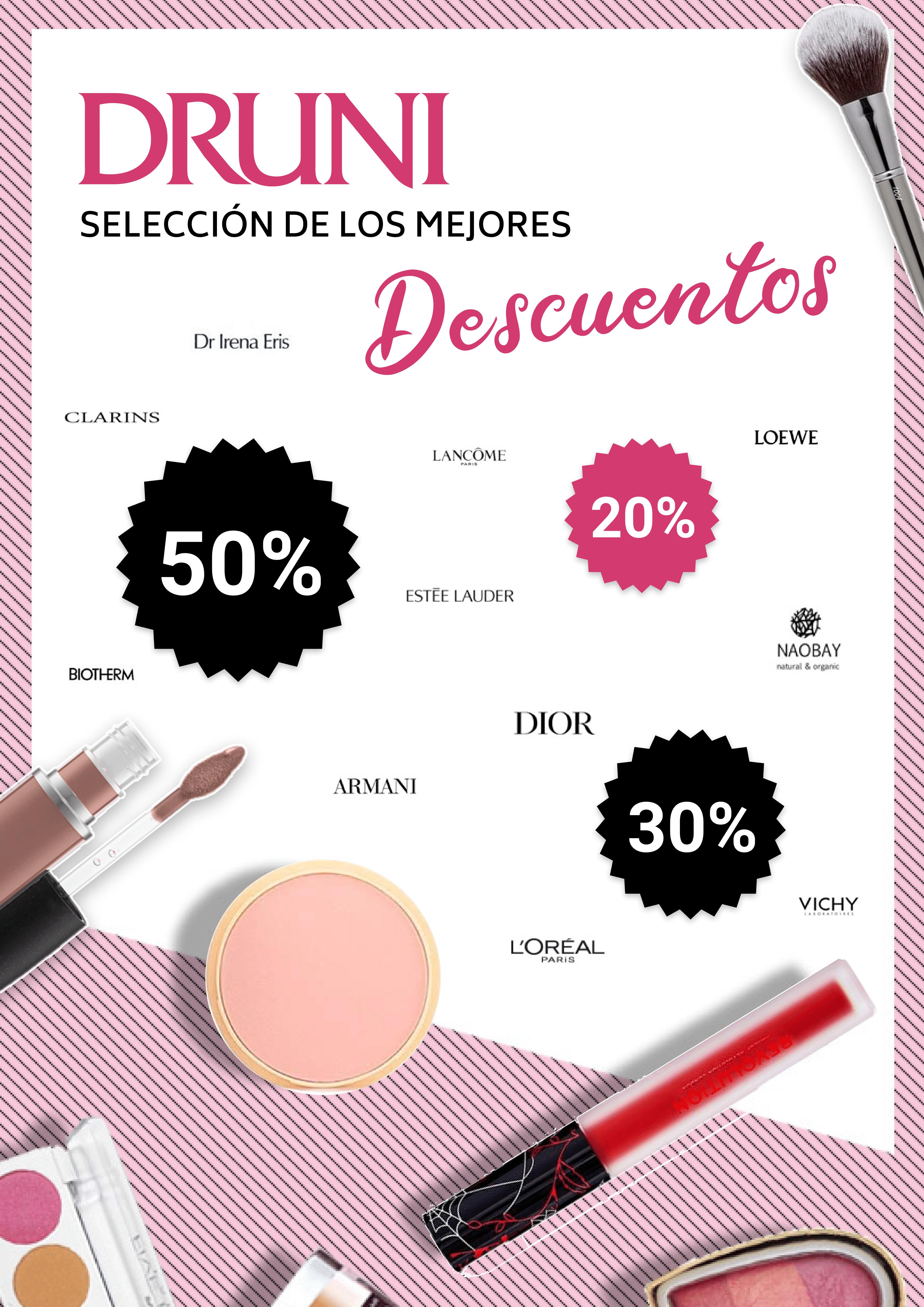 Ofertas de Perfumerías y Belleza en el catálogo de Druni en Camas ( Publicado ayer )