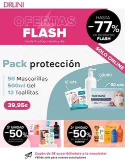 Ofertas de Perfumerías y Belleza en el catálogo de Druni en Alcalá de Henares ( Caduca hoy )