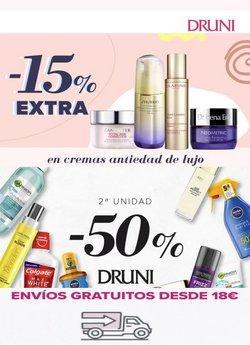 Ofertas de maquillaje en el catálogo de Druni ( Caduca hoy)