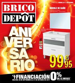 Ofertas de Brico Depôt  en el folleto de Zaragoza