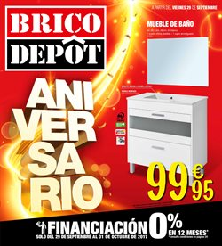 Ofertas de Brico Depôt  en el folleto de Valencia