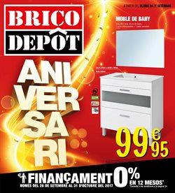 Ofertas de Brico Depôt  en el folleto de Lleida