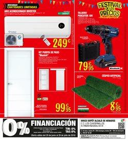 Ofertas de Puertas  en el folleto de Brico Depôt en Madrid