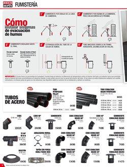Ofertas de Tuberías  en el folleto de Brico Depôt en Madrid