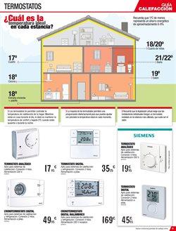 Comprar termostato en tarragona ofertas y descuentos for Bauhaus tarragona catalogo