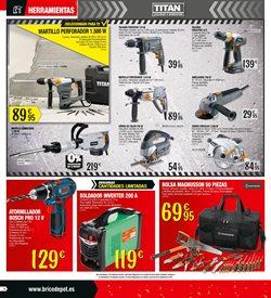 Comprar herramientas en pamplona ofertas y descuentos for Bricodepot pamplona catalogo