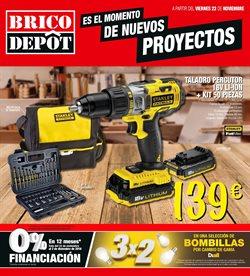 Ofertas de Jardín y bricolaje  en el folleto de Brico Depôt en Sevilla