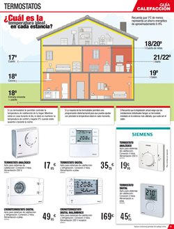 Ofertas de Siemens  en el folleto de Brico Depôt en Madrid