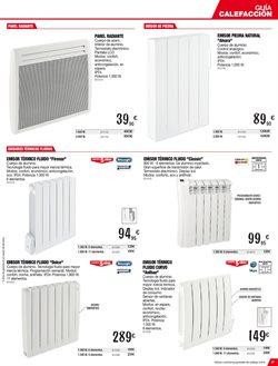 Ofertas de Emisor térmico  en el folleto de Brico Depôt en Coslada