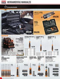 Ofertas de Maletín de herramientas  en el folleto de Brico Depôt en Madrid
