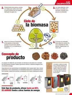 Ofertas de Estufas  en el folleto de Brico Depôt en Barcelona