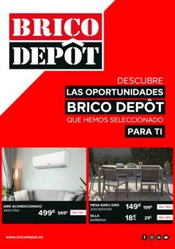 Ofertas de Hogar y Muebles en el catálogo de Brico Depôt en Sevilla ( 2 días publicado )