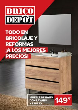 Catálogo Brico Depôt en Orihuela ( 2 días más )