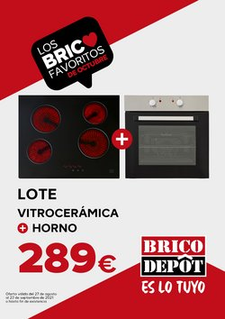 Ofertas de Hogar y Muebles en el catálogo de Brico Depôt ( 5 días más)