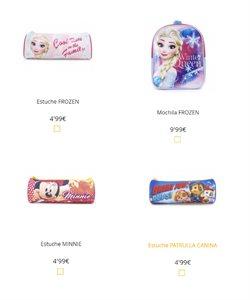 Ofertas de Minnie  en el folleto de Merkal en Madrid