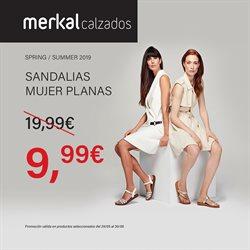Ofertas de Merkal  en el folleto de Zaragoza