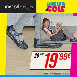 Ofertas de Merkal  en el folleto de Castilleja de la Cuesta