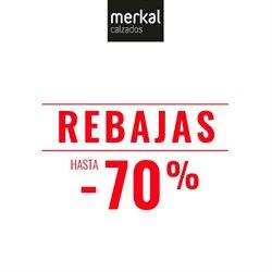 Ofertas de Merkal  en el folleto de Barcelona