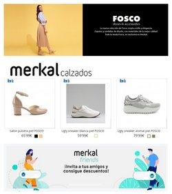 Catálogo Merkal en Getafe ( 14 días más )