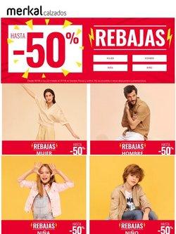 Catálogo Merkal en Alicante ( Caduca mañana )