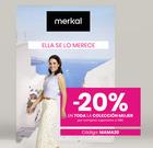 Cupón Merkal en Sevilla ( 3 días publicado )