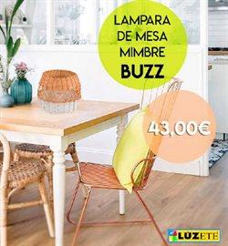 Ofertas de Lúzete  en el folleto de Zaragoza