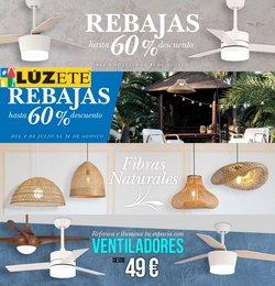 Ofertas de Lúzete en el catálogo de Lúzete ( 28 días más)