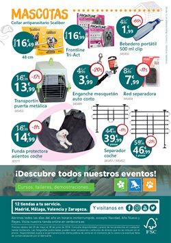 Ofertas de Coche  en el folleto de Verdecora en Madrid