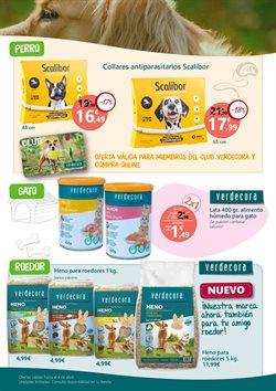 Ofertas de Accesorios para animales  en el folleto de Verdecora en Madrid