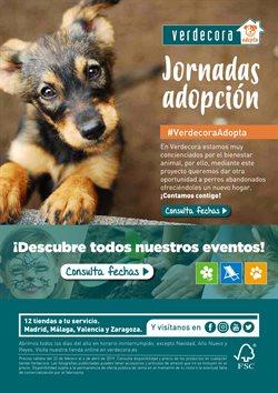 Ofertas de Mascotas  en el folleto de Verdecora en Madrid