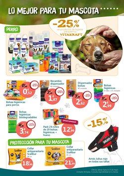 Ofertas de Animales  en el folleto de Verdecora en Boadilla del Monte