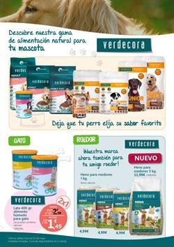 Ofertas de Comida para perros  en el folleto de Verdecora en Madrid
