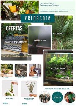 Ofertas de Verdecora en el catálogo de Verdecora ( 12 días más)