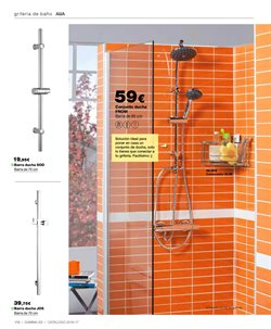 Ofertas de Cortina de baño  en el folleto de Grup Gamma en Córdoba