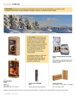 Ofertas de Estufas  en el folleto de Grup Gamma en Zaragoza
