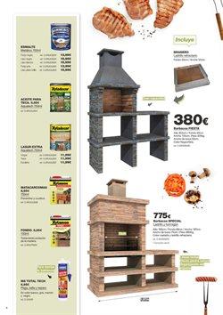 Ofertas de Productos para la madera  en el folleto de Grup Gamma en León