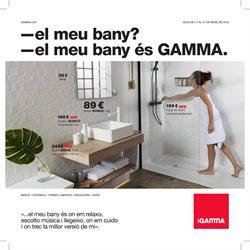 Ofertas de Grup Gamma  en el folleto de Barcelona