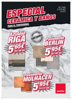 Ofertas de Hogar y muebles  en el folleto de Grup Gamma en Calahorra