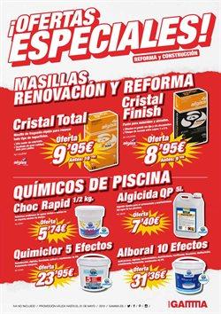 Ofertas de Grup Gamma  en el folleto de San Martín del Rey Aurelio