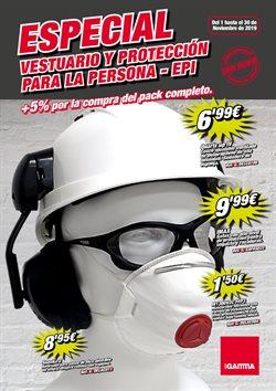 Ofertas de Grup Gamma  en el folleto de Esplugues de Llobregat