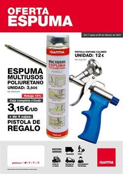 Ofertas de Espuma de poliuretano en Grup Gamma