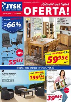 Ofertas de Hogar y muebles  en el folleto de JYSK en Cullera