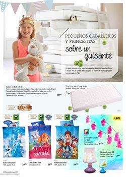 Ofertas de Frozen  en el folleto de JYSK en Cartagena