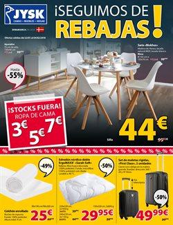 Ofertas de Hogar y muebles  en el folleto de JYSK en Palamos