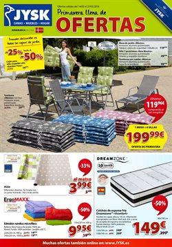 Ofertas de Hogar y muebles  en el folleto de JYSK en La Orotava