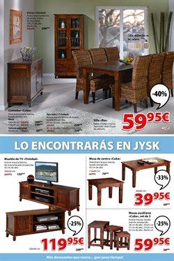 Ofertas de Mesa de centro  en el folleto de JYSK en Madrid