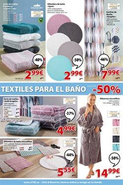 Ofertas de Moda  en el folleto de JYSK en Cartagena